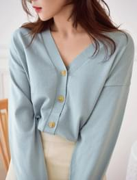 Cache Over Cardigan _H