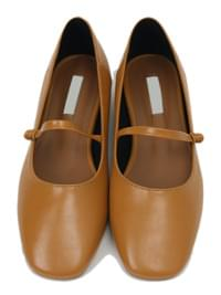 Warm mary Jane shoes_K