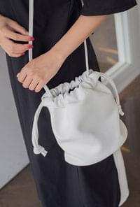 Soft Demolished Shoulder Bag