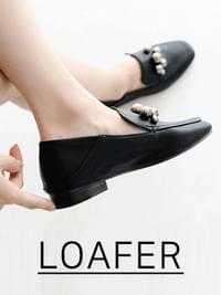 Recoin 2-Way Loafers 2cm