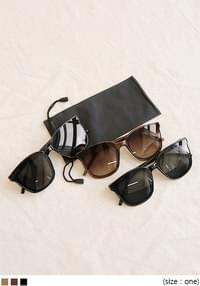 SHORE SQUARE UV SUNGLASS