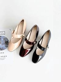 Achillen Mary Jane Middlehill Pumps 5cm