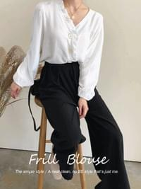 Merry day blouse
