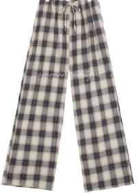 PELIKA CHECK BANDING PANTS