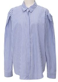 Volume stripe shirts