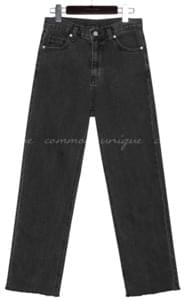 TALO SEMI BAGGY DENIM PANTS