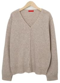 Rich basic wool cardigan_C