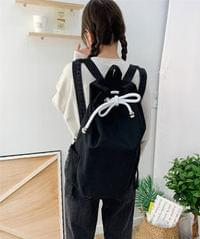 Rope cotton bag