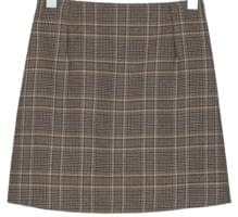 Classic Check Mini Skirt-sk