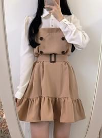 ♥ Belt set Burberry Cara Dress
