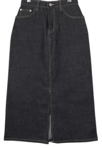 fabric denim celan skirts