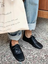 Mono lace up loafer_A