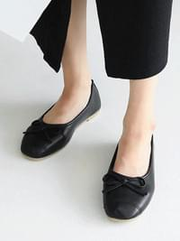 Tichia Flat Shoes 1cm