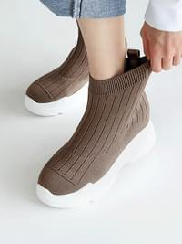 Herni height socks sneakers 7cm