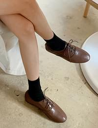 Crease lace up loafer_C (size : 230,235,240,245,250)