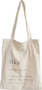 natural lettering shoulder bag (3colors)