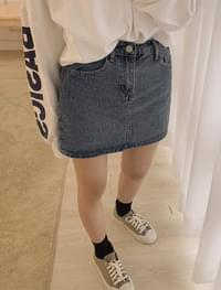 Denim Culottes _H