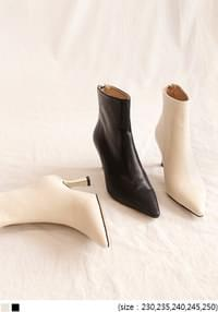 MADERA STILETTO ANKLE BOOTS