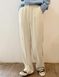 High West Wide Maxi Slacks