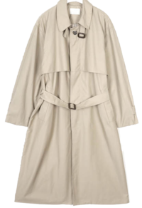 butter single trench coat 大衣外套