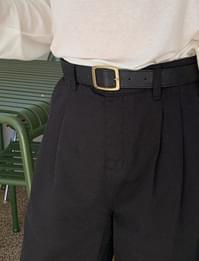 Code square simple belt_C (size : one)