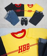 Double Be Lettering T