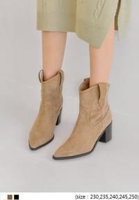 MABLE WESTERN BOOTS - 2 TYPE