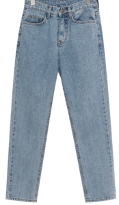 Semi baggy denim jean_C