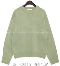 COCONUT BASIC ROUND NECK KNIT