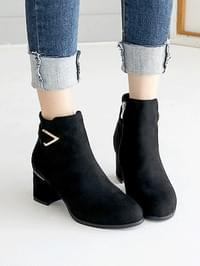 Friends Ankle Boots 6cm