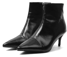 stiletto ankle boots (4 color)