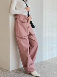 Wide Avid Pocket Pants