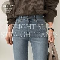 Delight Slim Date Pants (ver. Secret Banding)