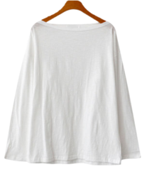 Yeo Lee Boat Neck T-shirt