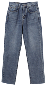 Caron denim pants