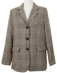 Richelch Check Jacket