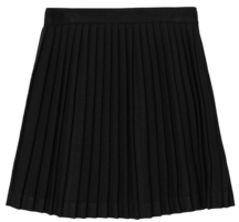 accordion pleats skirt - woman