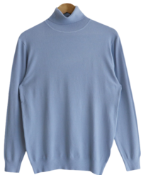 Cash wool Turtleneck T-shirt