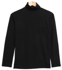 Caro-In Black Polar T