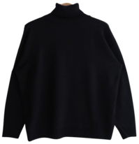 Drop Turtleneck Knitwear