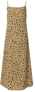 Mac leopard sleeveless ops