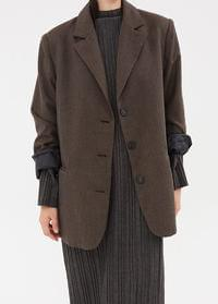 Normal button jacket