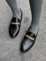 Rinneu chain loafer_C
