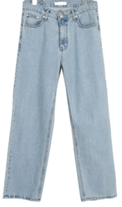 Milan boyfit denim pants