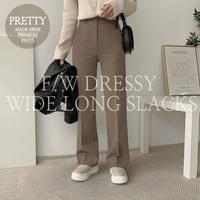 Dressy Wide Slacks