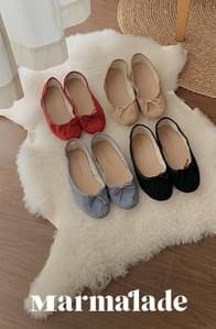 Marmalade ♥. Suede flat shoes
