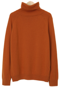 Lounge Cashmere Turtleneck Knitwear