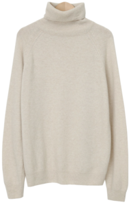 Lounge Cashmere Polar Knit