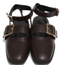 Vendor strap buckle loafer_C