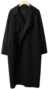 Likd wool long coat